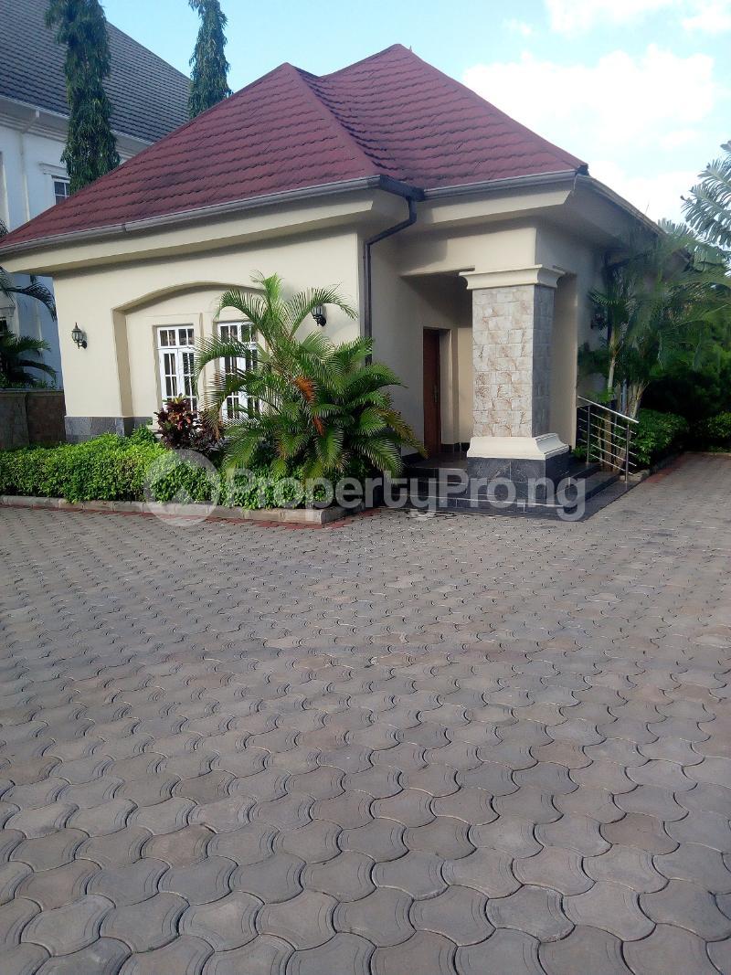 10 bedroom Massionette House for sale Maitama Abuja - 1