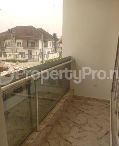 4 bedroom Semi Detached Duplex House for sale White Oak Estate,  Ologolo Lekki Lagos - 13
