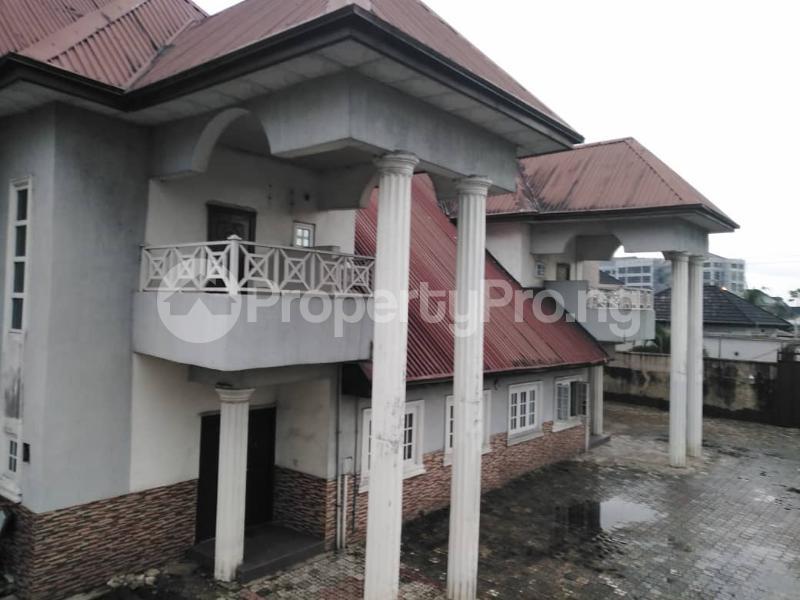 8 bedroom Detached Duplex House for sale New GRA Port Harcourt Rivers - 0