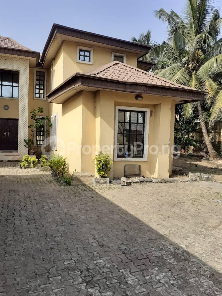 8 bedroom Detached Duplex for sale Ikeja Gra Ikeja GRA Ikeja Lagos - 7