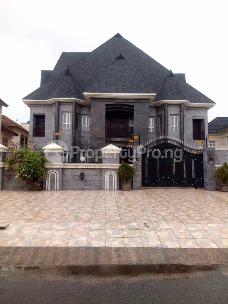 8 bedroom Detached Duplex for sale Osborne Foreshore Estate Phase 1, Ikoyi, Lagos. Osborne Foreshore Estate Ikoyi Lagos - 0