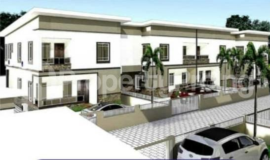 4 bedroom Detached Duplex House for sale Laderin estate  Oke Mosan Abeokuta Ogun - 1