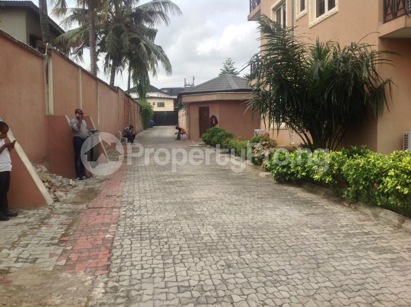 3 bedroom Boys Quarters Flat / Apartment for rent Adeniran Ajao Estate,anthony Village,lagos Anthony Village Maryland Lagos - 4