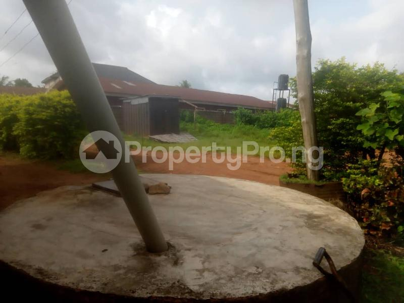 8 bedroom Detached Bungalow House for sale Close to teachers house, Ogida barrack, siloku road Egor Edo - 11