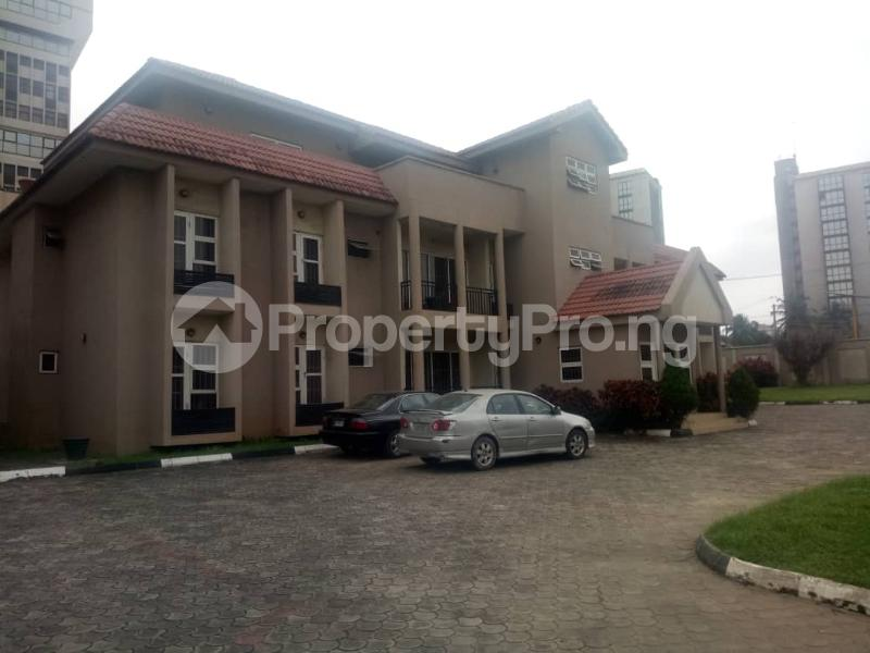 3 bedroom Blocks of Flats House for rent Osborne foreshore  Osborne Foreshore Estate Ikoyi Lagos - 0