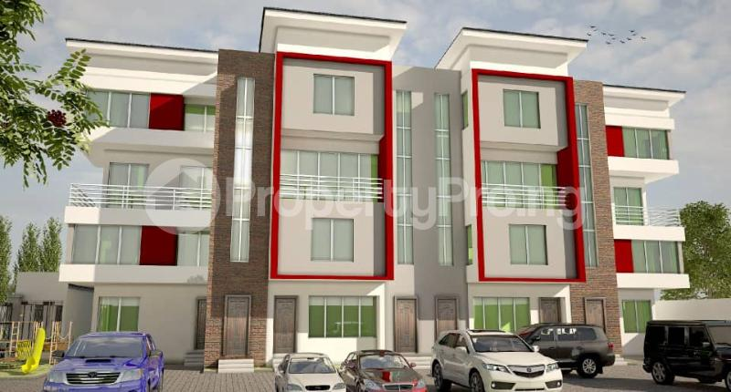 4 bedroom Massionette House for sale Onike Onike Yaba Lagos - 1