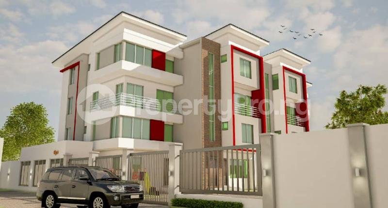 4 bedroom Massionette House for sale Onike Onike Yaba Lagos - 0