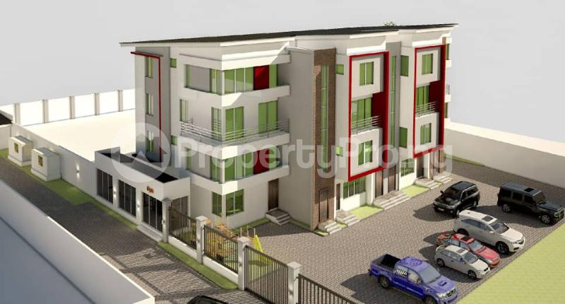 4 bedroom Massionette House for sale Onike Onike Yaba Lagos - 2