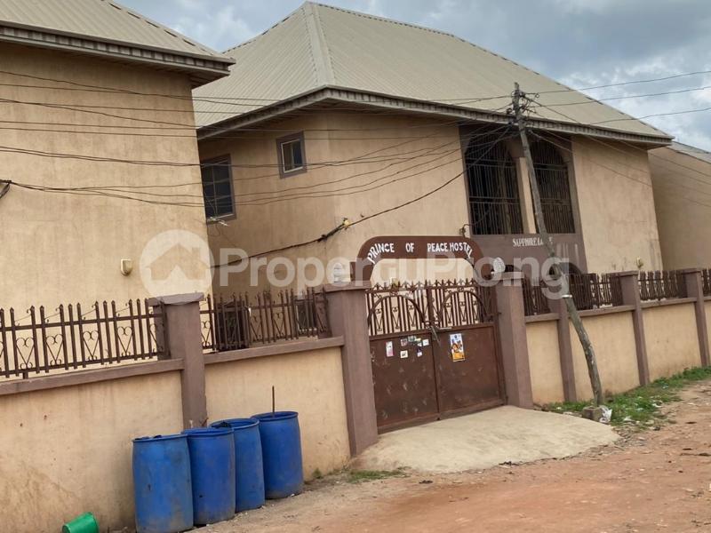 10 bedroom House for sale Lautech Ogbomoso Ogbomosho Oyo - 1
