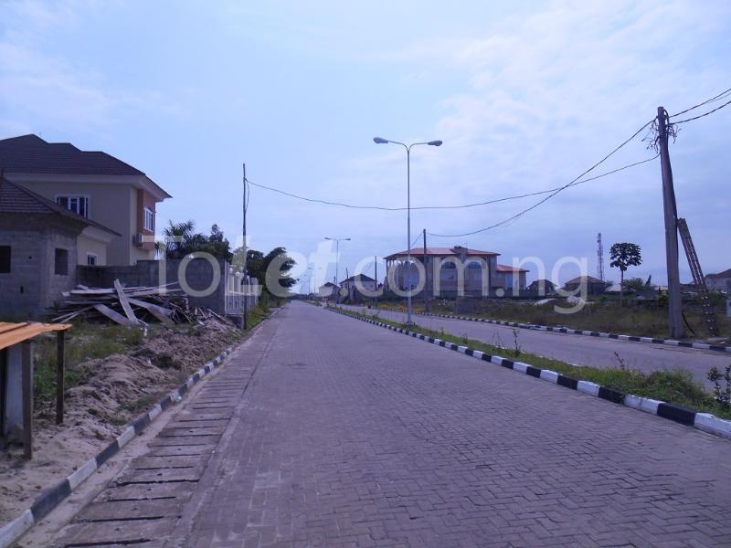 Land for sale Fountain Springville Estate, Monastery Road  Sangotedo Ajah Lagos - 2