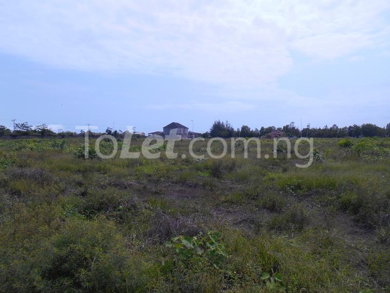 Land for sale Fountain Springville Estate, Monastery Road  Sangotedo Ajah Lagos - 1