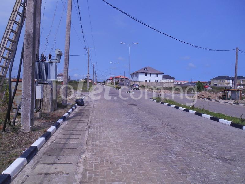 Land for sale Fountain Springville Estate, Monastery Road  Sangotedo Ajah Lagos - 0