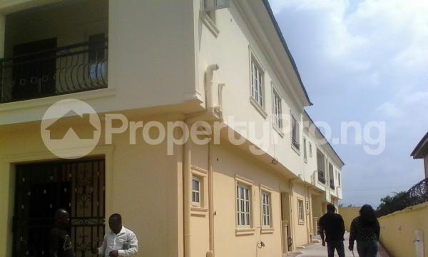 2 bedroom Flat / Apartment for rent K Farm Estate Ogba Lagos - 1