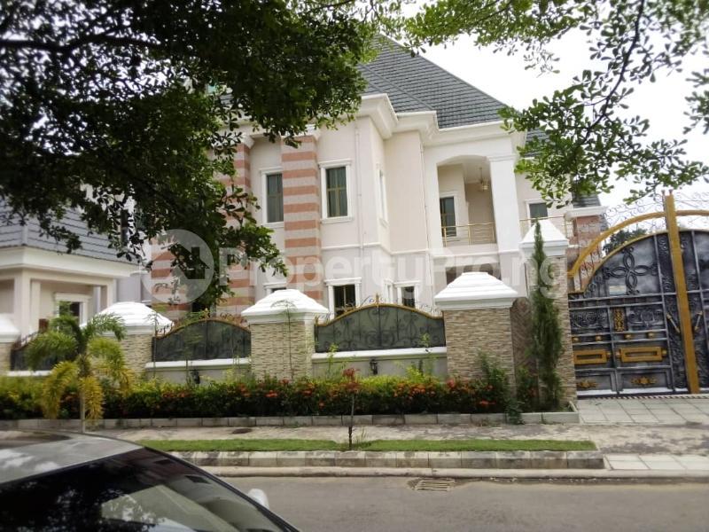 8 bedroom Massionette House for sale Maitama district Maitama Abuja - 9