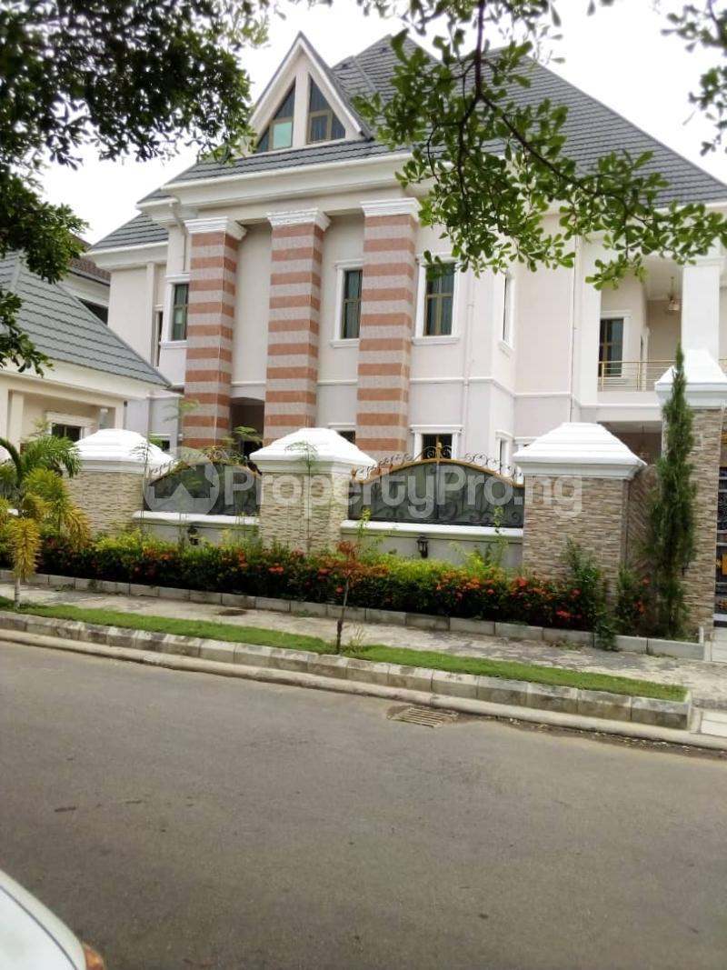 8 bedroom Massionette House for sale Maitama district Maitama Abuja - 1