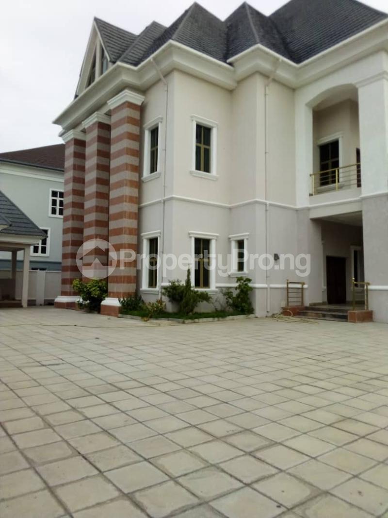 8 bedroom Massionette House for sale Maitama district Maitama Abuja - 0