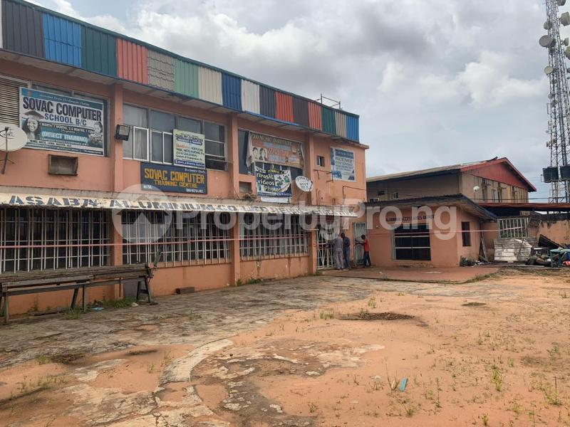 Warehouse Commercial Property for sale Along Sapele Road, opposite Santana Market Benin city  Oredo Edo - 1