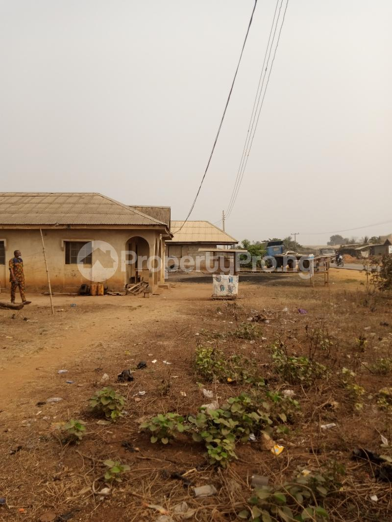 Detached Bungalow for sale Along New Onigbedu Road Papalanto Ewekoro Ogun - 1