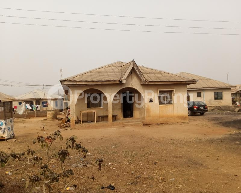 Detached Bungalow for sale Along New Onigbedu Road Papalanto Ewekoro Ogun - 0