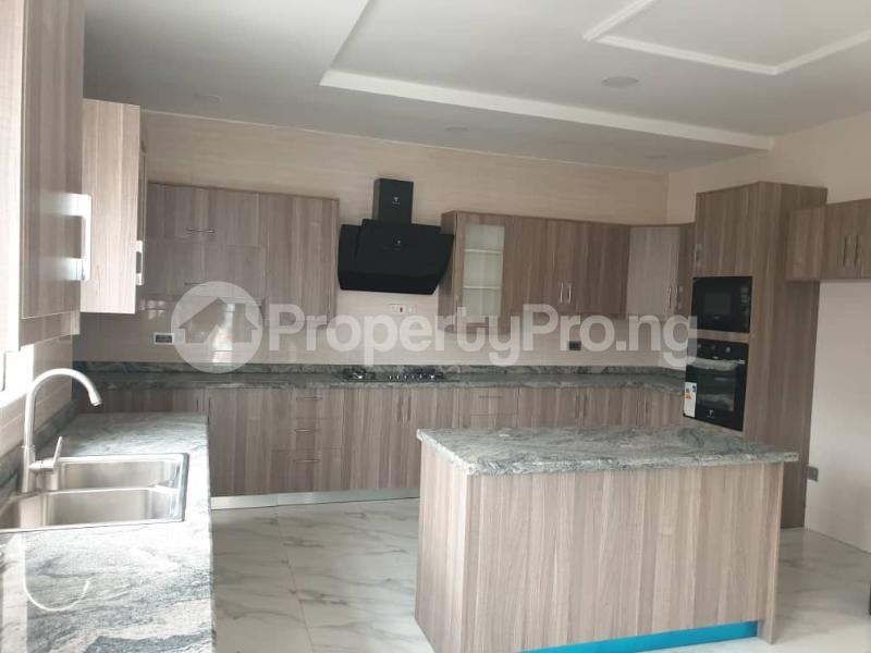 4 bedroom Massionette House for sale Awuse Estate Opebi Ikeja Lagos - 11