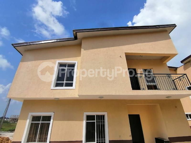 4 bedroom Detached Duplex for rent Sangotedo Shoprite Sangotedo Ajah Lagos - 0
