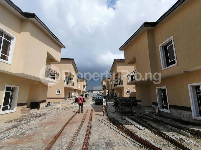 4 bedroom Detached Duplex for rent Sangotedo Shoprite Sangotedo Ajah Lagos - 1