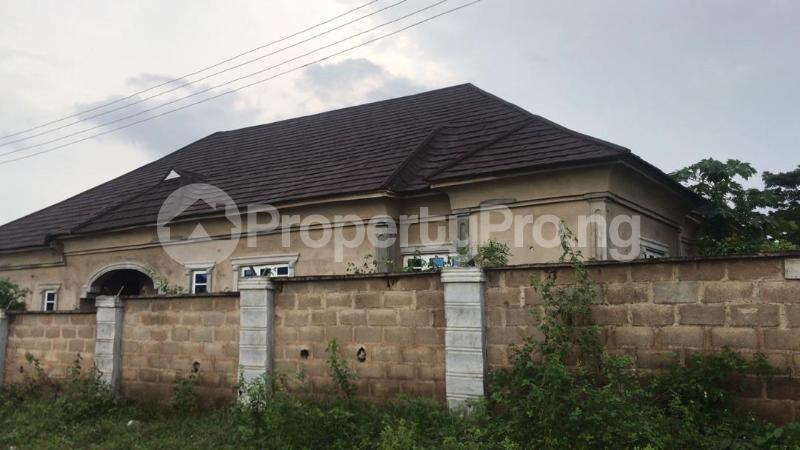 5 bedroom Detached Bungalow for sale Camp Junction Obantoko Abeokuta Kotopo Abeokuta Ogun - 1