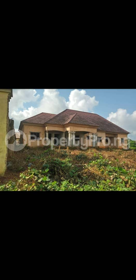 4 bedroom Detached Bungalow House for sale Ugbor GRA  Oredo Edo - 1