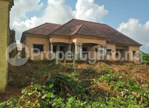 4 bedroom Detached Bungalow House for sale Ugbor GRA  Oredo Edo - 0