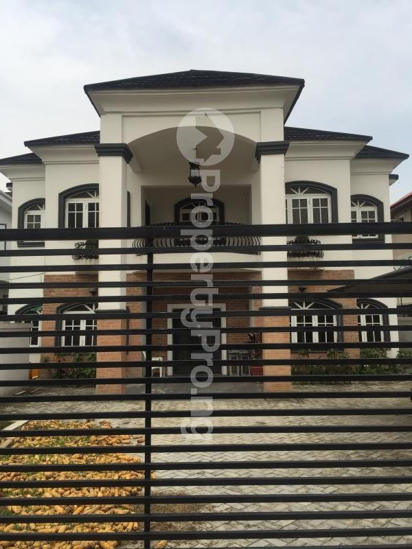4 bedroom Detached Duplex House for sale ... Lekki Phase 2 Lekki Lagos - 0