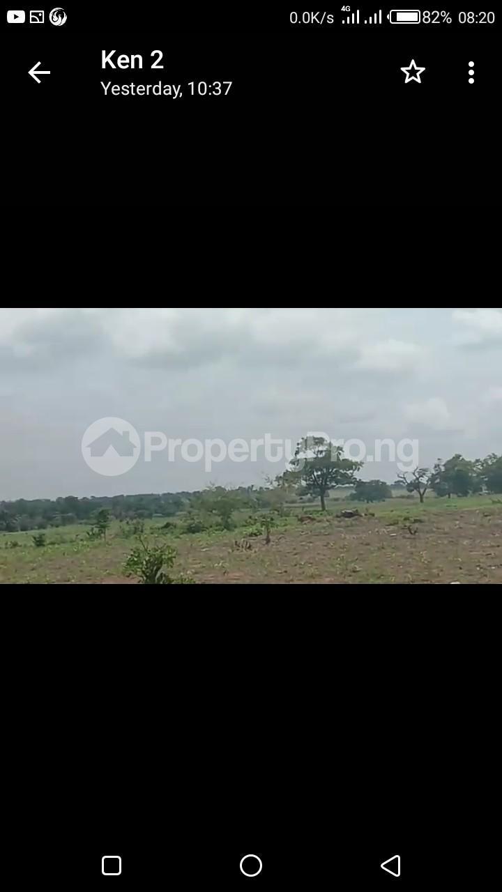 Commercial Land Land for sale Kaduna Abuja Express Way Kagarko Kaduna - 3