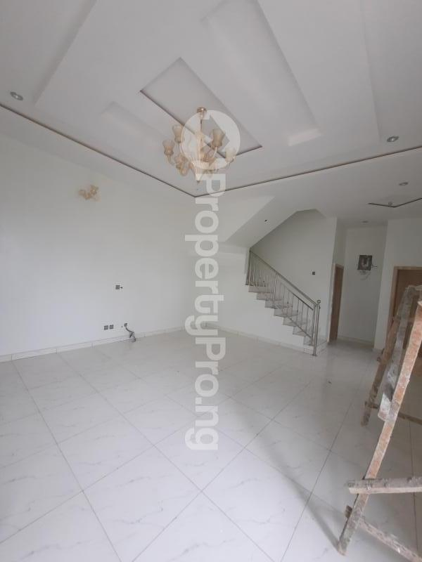 4 bedroom Semi Detached Duplex for sale Orchid Road Chevron Lekki Lagos State Nigeria chevron Lekki Lagos - 4