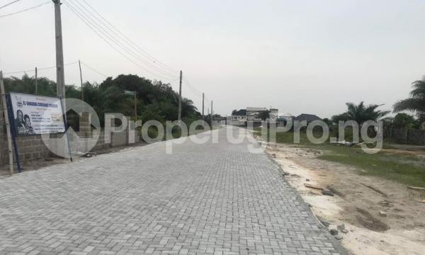 Residential Land for sale Ajayi Apata Estate, Behind Fara Park 11 Sangotedo Ajah Lagos - 1