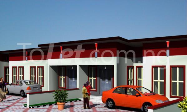 3 bedroom Semi Detached Bungalow House for sale Casavilla Estate Behind Punch Headquarters; Magboro Obafemi Owode Ogun - 4