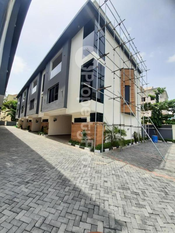 4 bedroom Terraced Duplex House for sale Vi Victoria Island Lagos - 0