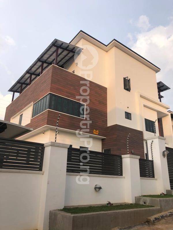 5 bedroom Detached Duplex House for sale Guzape Abuja - 2