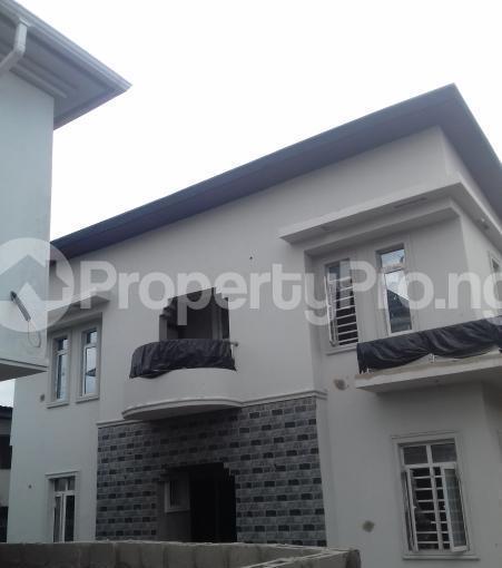 4 bedroom Detached Duplex for sale dideolu Estate, Ogba, Ikeja Lagos - 1