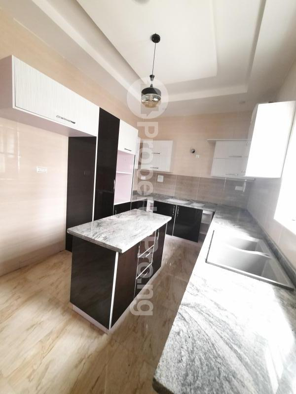 4 bedroom Semi Detached Duplex House for rent Orchid road Chevron lekki lagos state Nigeria  chevron Lekki Lagos - 2