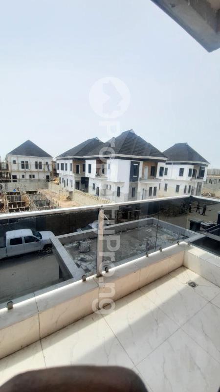 4 bedroom Detached Duplex House for sale 2nd toll gate chevron Lekki Lagos - 6