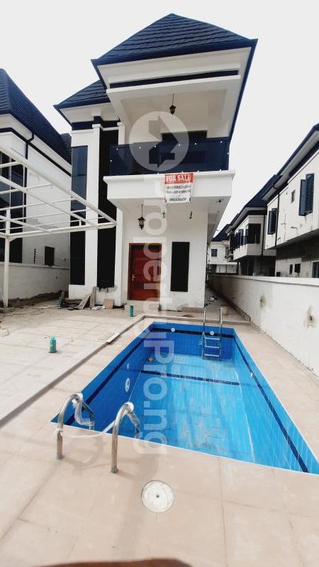5 bedroom Detached Duplex House for sale Cheveron lekki  Lekki Phase 2 Lekki Lagos - 0