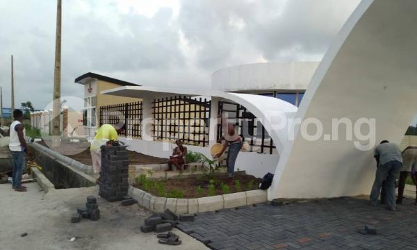 4 bedroom Show Room Commercial Property for sale Abijo Gra, Ajah, Lagos Coker Road Ilupeju Lagos - 4