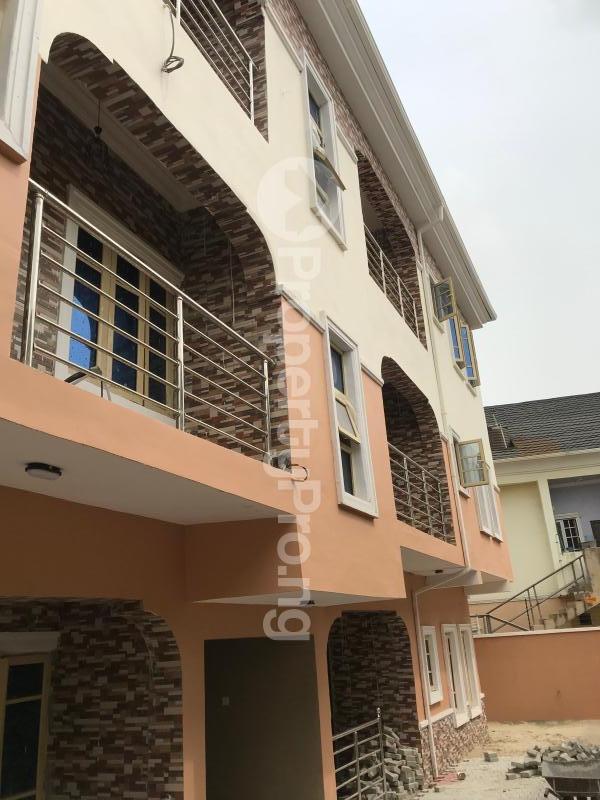 2 bedroom Mini flat Flat / Apartment for rent Peninsula garden estate behind blenco Sangotedo Ajah Lagos - 0