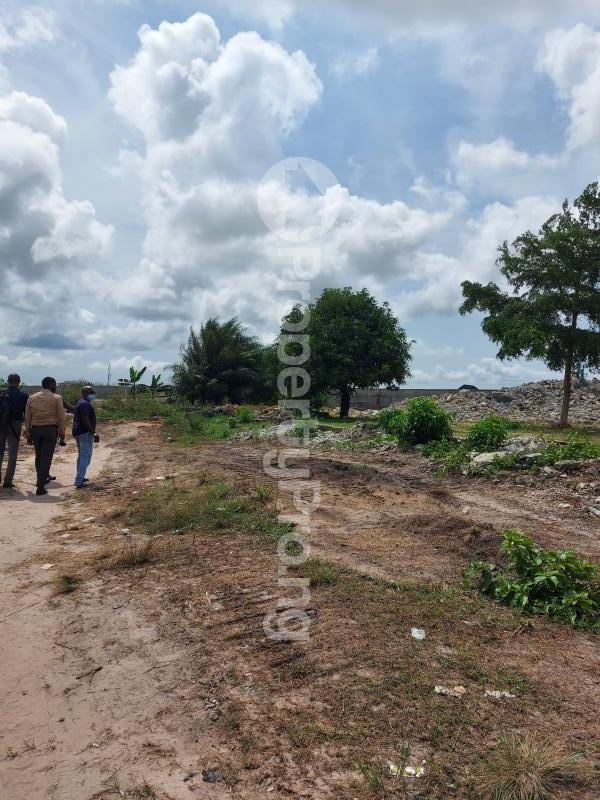 Residential Land Land for sale Behind Blenco supermarket Sangotedo Lagos - 1