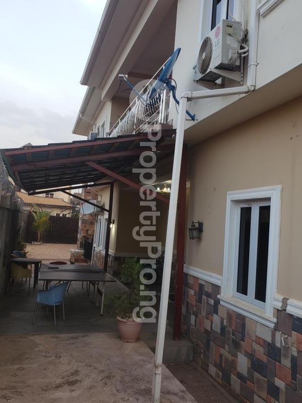 4 bedroom Detached Duplex House for sale Behind Grail Message Off Ecochin Bustop,old Airport Rd,thinkers Corner Enugu Enugu - 2