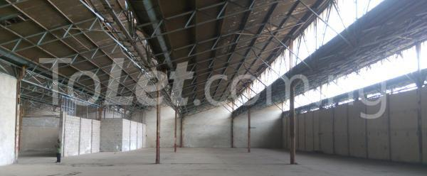 Warehouse Commercial Property for rent . Itire Surulere Lagos - 1