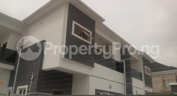 4 bedroom Semi Detached Duplex House for sale White Oak Estate,  Ologolo Lekki Lagos - 1