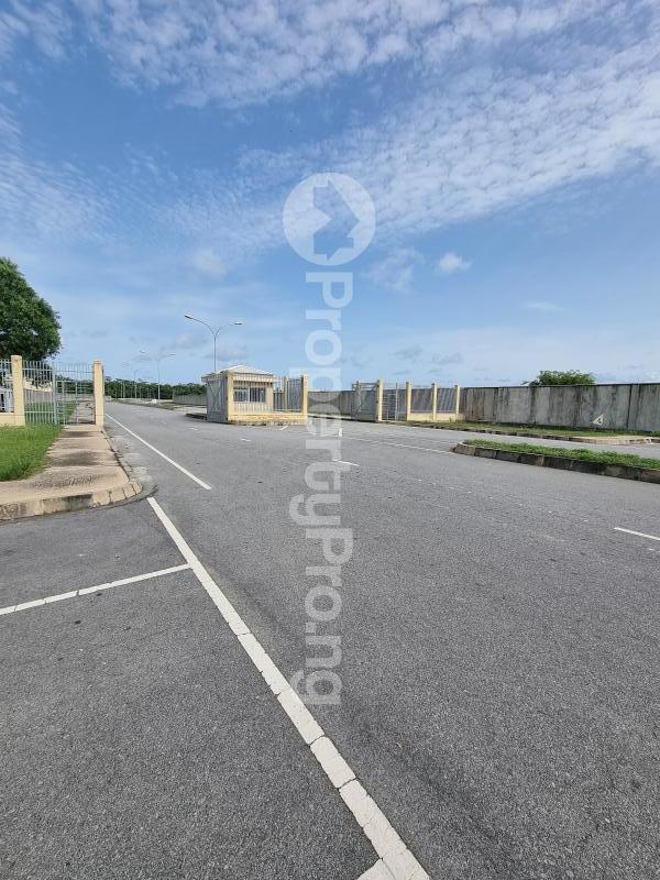Residential Land for sale Twin Lake Estate chevron Lekki Lagos - 0
