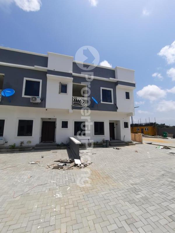 4 bedroom Terraced Duplex House for sale Off Abraham Adesanya Road Abraham adesanya estate Ajah Lagos - 3