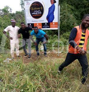 Residential Land Land for sale Akpabuyo Calabar Cross River - 3
