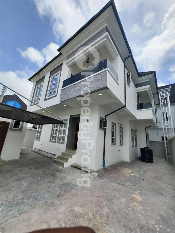 4 bedroom Detached Duplex for sale Alternative Road Chevron Lekki Lagos State Nigeria chevron Lekki Lagos - 2
